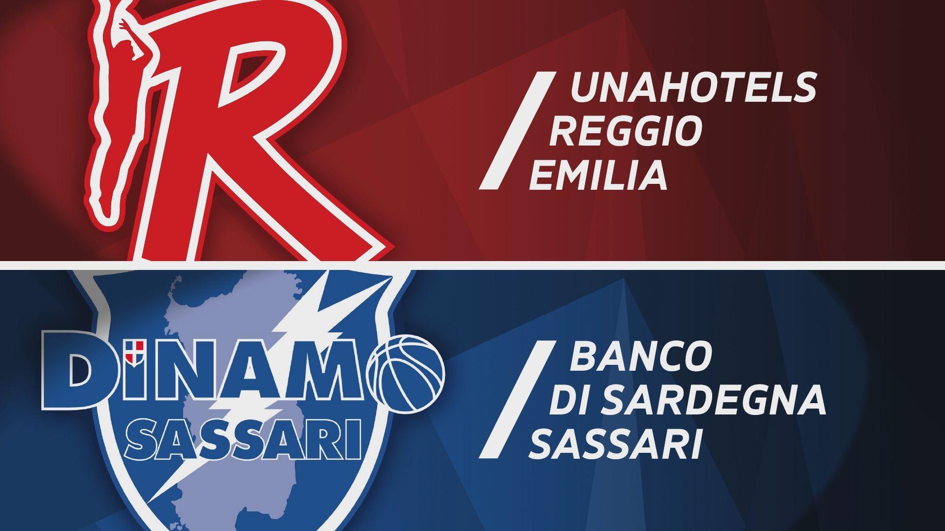 UNAHOTELS Reggio Emilia - Banco di Sardegna Sassari 78-85