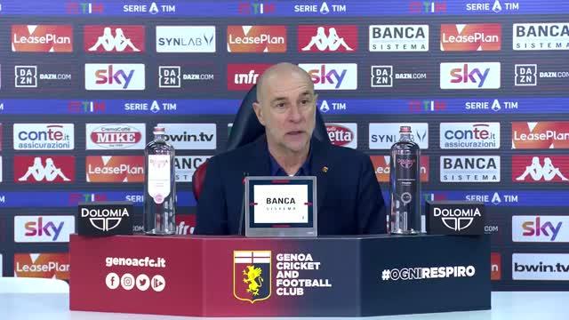 """Ballardini: """"Il Genoa se l'è giocata alla grande"""""""