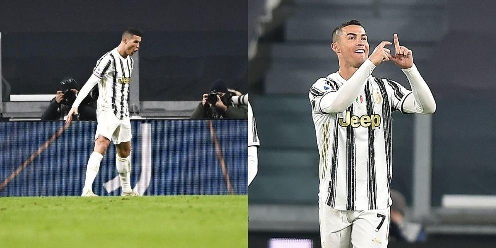 Ronaldo show: doppietta e assist per Chiesa. La Juve stende l'Udinese