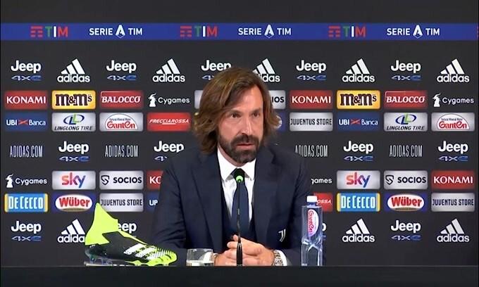 """Pirlo: """"Morata con il Milan? Valuteremo nei prossimi giorni"""""""