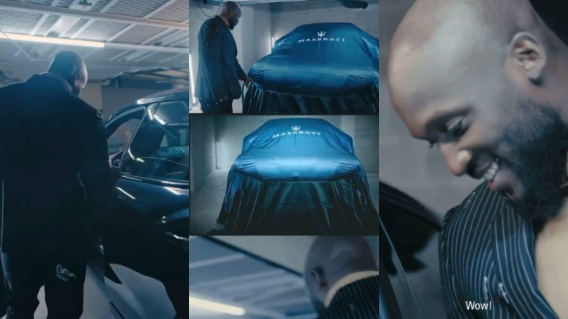 """Maserati Levante Trofeo, un regalo da """"ambasciatore"""" per Lukaku"""