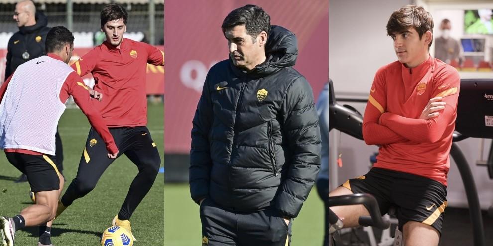Roma già al lavoro: Villar aspetta la chiamata di Luis Enrique