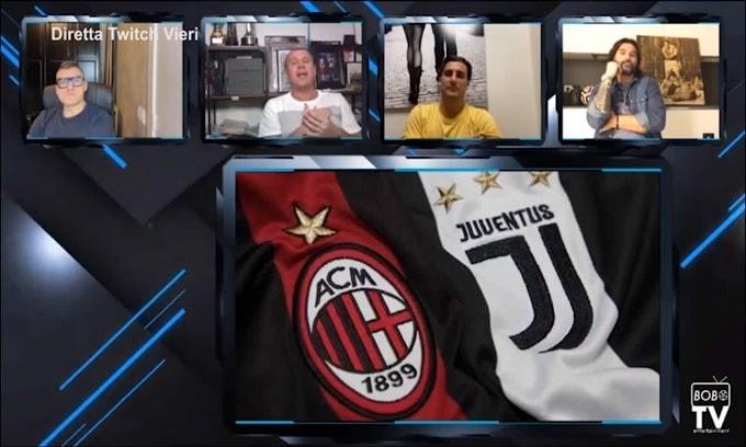 """Cassano: """"Punto sulla Juve che vince con il Milan"""""""