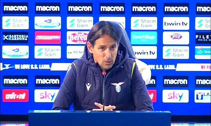 """Simone Inzaghi: """"Ci sono stati errori arbitrali che ci hanno penalizzati"""""""
