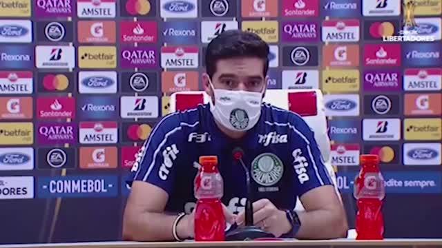 """Palmeiras, Ferreira: """"Gran risultato ma non è finita..."""""""