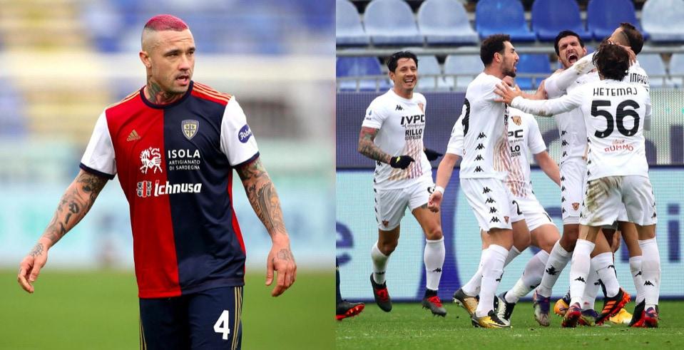 Cagliari, ritorno amaro per Nainggolan: vince il Benevento