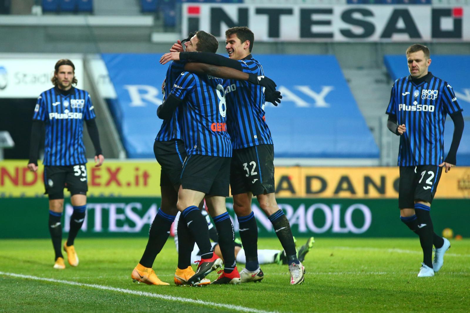 Liverani crolla sotto i colpi di Muriel, Zapata e Gosens: Atalanta-Parma 3-0