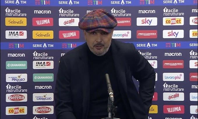 """Furia Miha contro l'arbitro: """"Non abbiamo Couto,Montero e Stam.."""""""