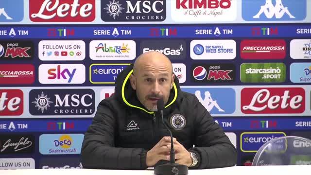 """Italiano: """"Abbiamo reagito contro una squadra zeppa di campioni"""""""