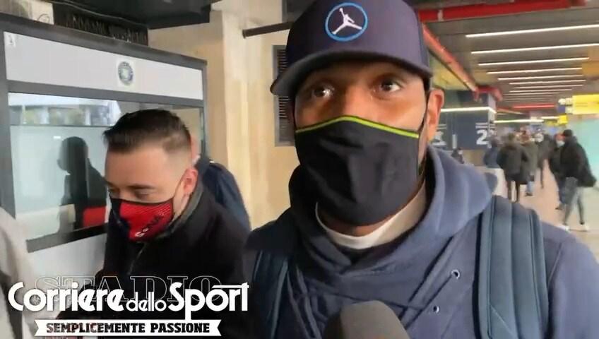 """Maicon torna a giocare in Italia: """"Carico per questa nuova avventura"""""""