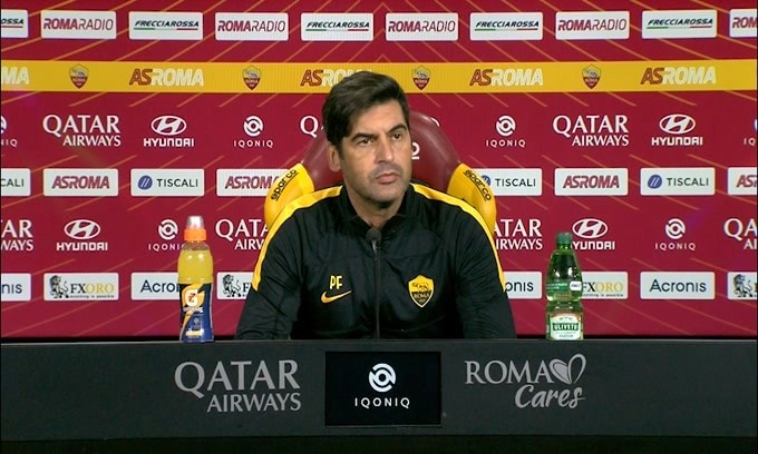"""Fonseca: """"Gioca Pau Lopez. Spinazzola titolare e su Diawara..."""""""
