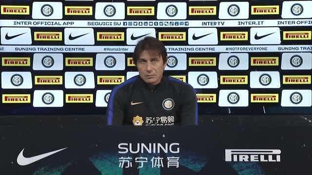 """Inter, Conte: """"Non parte e non arriva nessuno. E sulla cessione…"""""""