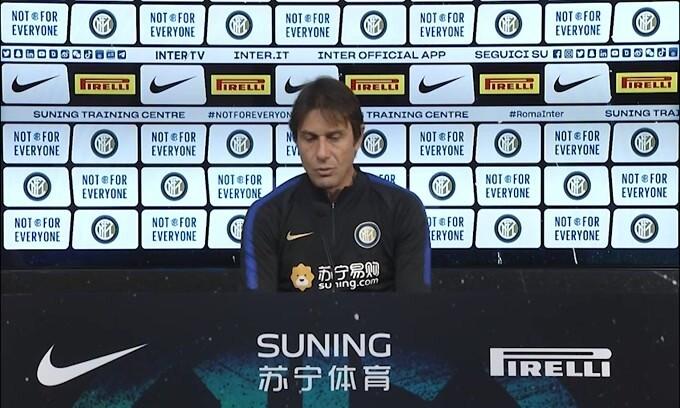 """Conte: """"La Roma può lottare per lo Scudetto"""""""