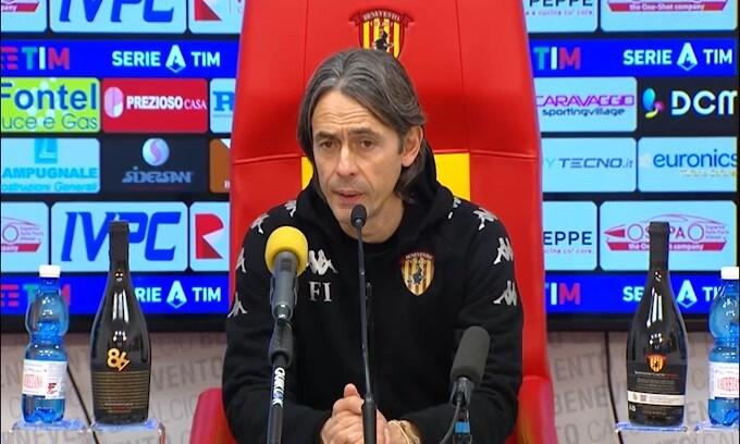 """Filippo Inzaghi: """"Dovevamo evitare di prendere il secondo gol"""""""