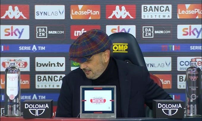 """Mihajlovic: """"Una vergogna giocare in un campo di patate"""""""