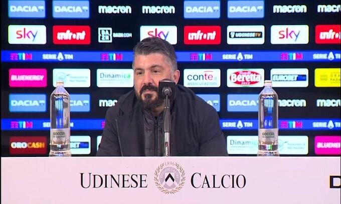 """Gattuso: """"A volte ci manca la cattiveria"""""""
