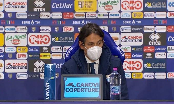"""Inzaghi: """"Caicedo? Spero resti con noi"""""""