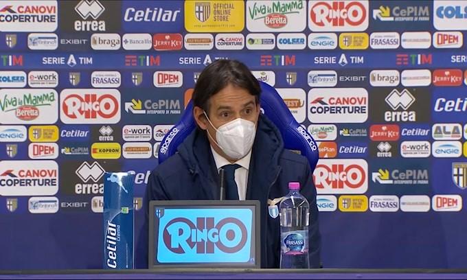 """Inzaghi: """"Verso il derby con autostima e fiducia"""""""