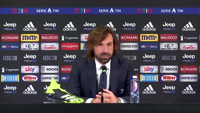 """Pirlo: """"Preoccupano le assenze. Dopo il Torino abbiamo capito che..."""""""