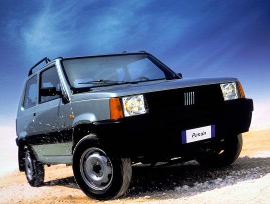 Fiat Panda 4X4, mito intramontabile