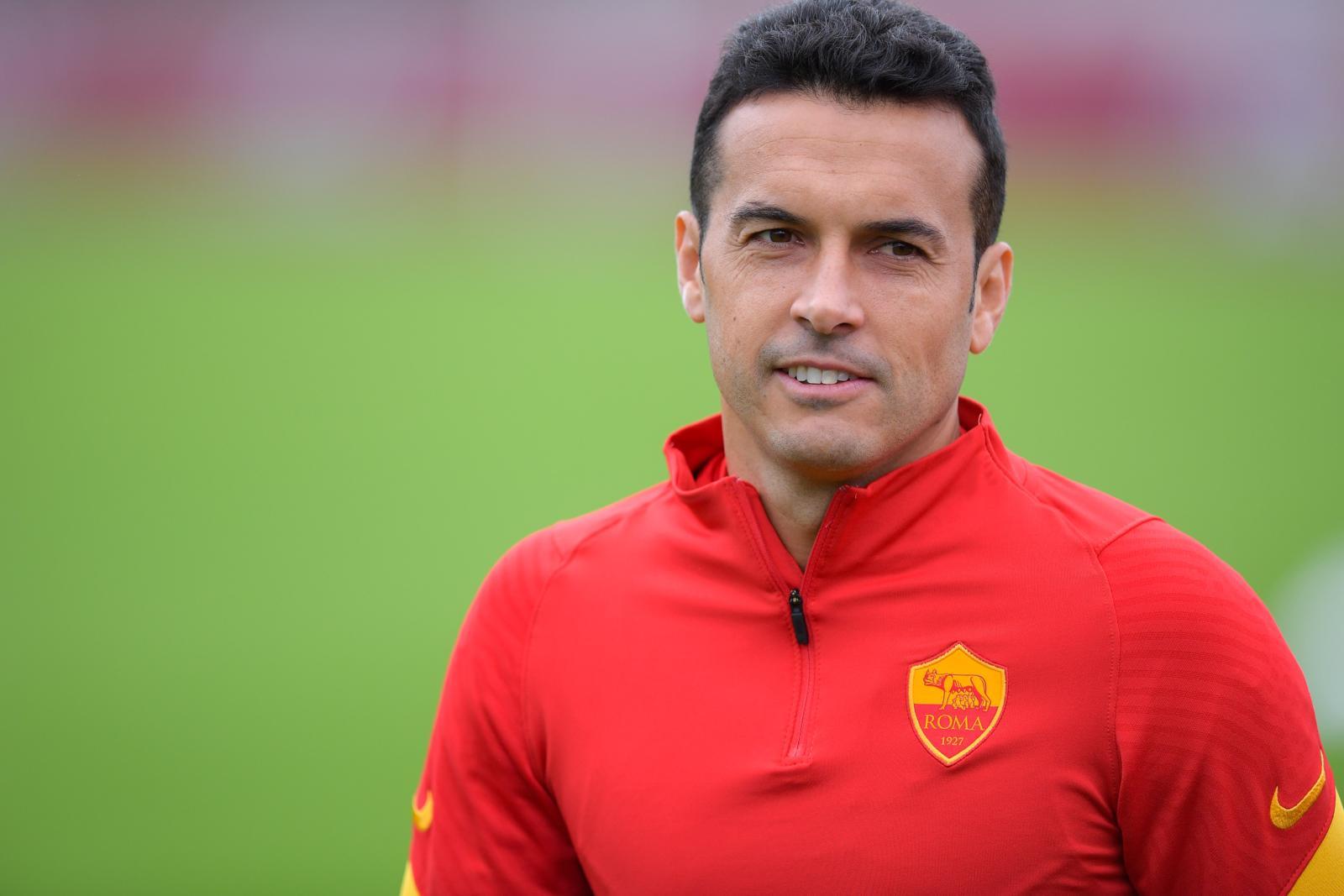 Roma, Pedro non ce la fa: salta il derby. In dubbio anche Mirante