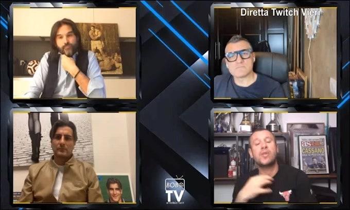 """Cassano: """"Quante partite buone ha fatto l'Inter?"""""""