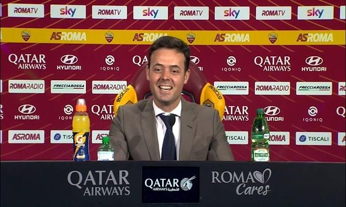 """Tiago Pinto: """"Rinnovo Pellegrini? Lui incarna il nostro progetto"""""""