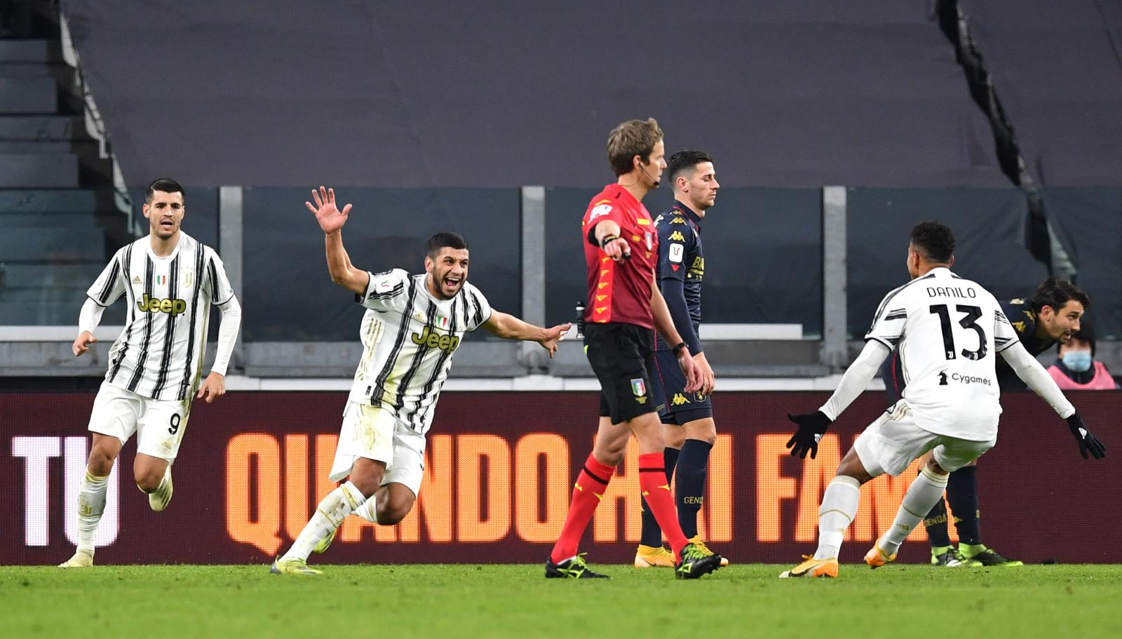 Rafia brilla alla prima tra i grandi: gol e quarti di finale per la Juve