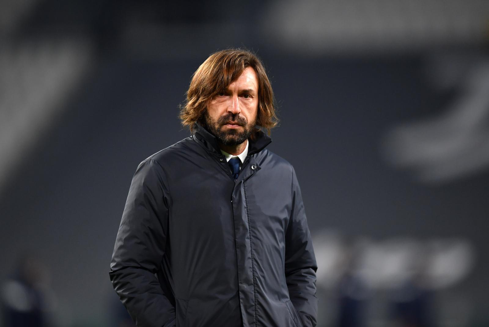 """Pirlo: """"La Juve si è complicata la vita da sola"""". E su Kulusevski…"""