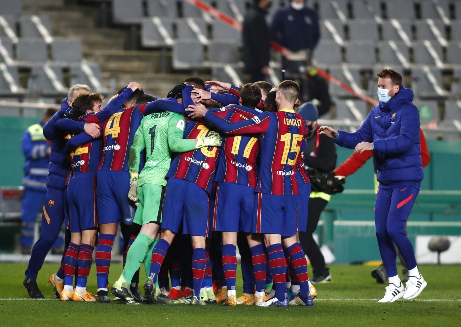 Ter Stegen regala al Barcellona la finale di Supercoppa