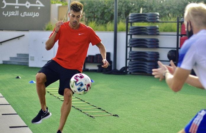 El Shaarawy si prepara a Dubai: l'allenamento è uno spettacolo!