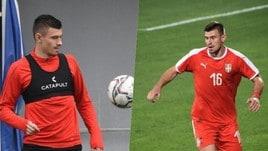 """Kamenovic, l'allenatore del Cukaricki: """"É della Lazio. Ecco dove gioca..."""