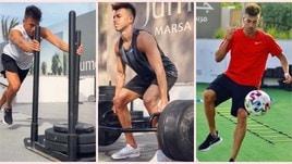 El Shaarawy, allenamento alla Rocky: ecco la sua preparazione a Dubai