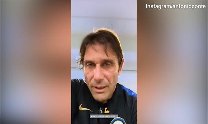 Antonio Conte di corsa verso..la Juve