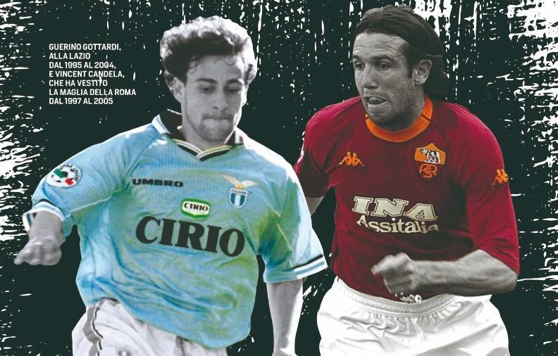 Lazio-Roma: parlano Gottardi e Candela