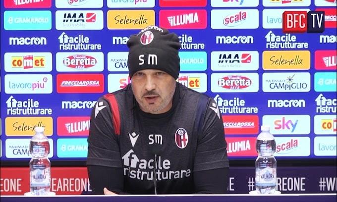 """Mihajlovic: """"Umiltà, coraggio e disperazione per tornare a vincere"""""""