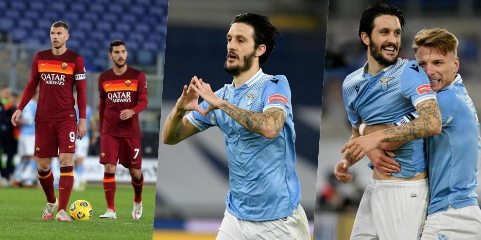 Lazio, festa-derby: Immobile e Mago Luis fanno 3-0 alla Roma