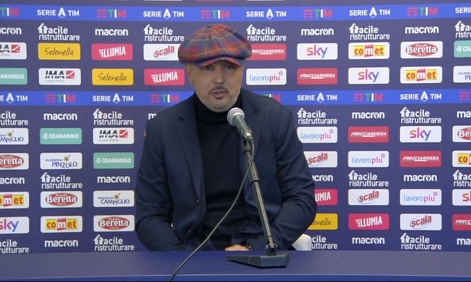 "Mihajlovic: ""È una vittoria meritata"""
