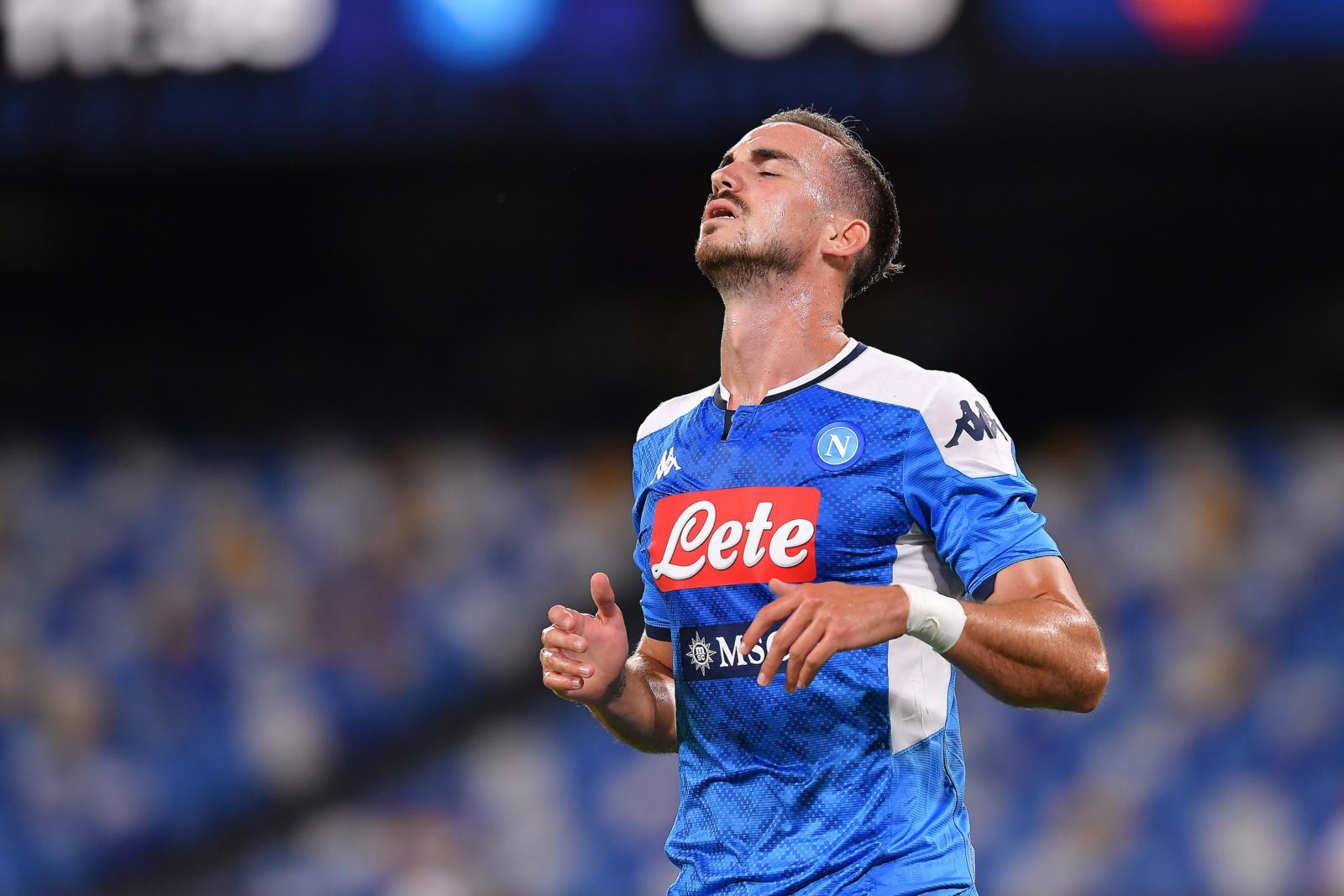 Il Napoli:
