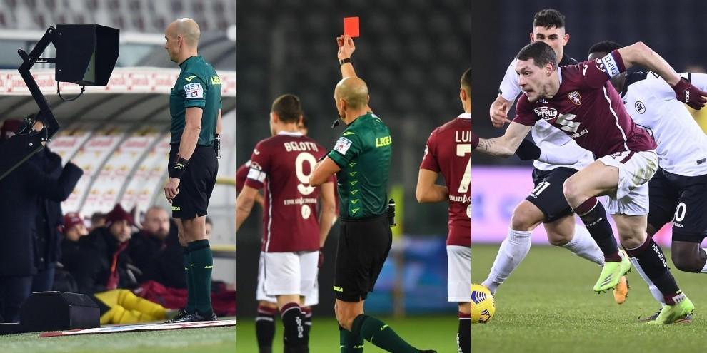Torino, che delusione: lo Spezia resiste in dieci per 87'!