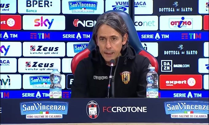 """Filippo Inzaghi: """"Ci dobbiamo svegliare"""""""