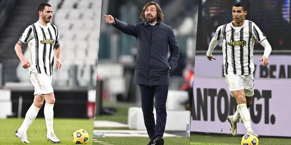 Juve-Napoli: ecco la probabile formazione di Pirlo