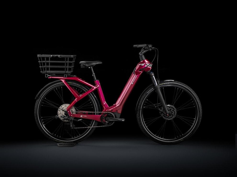 Bianchi, e-Omnia è la bicicletta della mobilità futura
