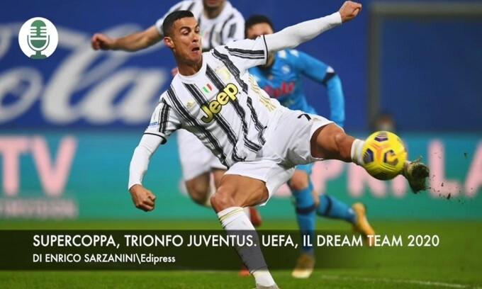 Supercoppa, trionfo Juventus. Uefa, il dream team 2020