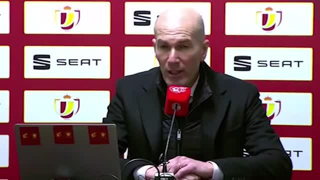 """Coppa del Re, Real eliminato dall'Alcoyano. Zidane: """"Non è una vergogna"""""""