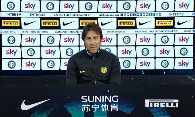 """Conte: """"In sette per lo Scudetto"""""""