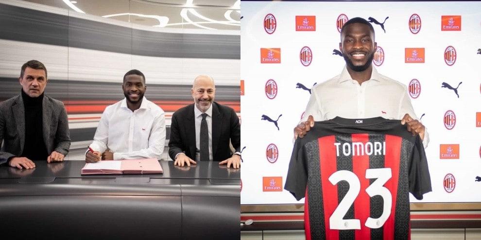 Ecco Tomori al Milan, vestirà la maglia numero 23