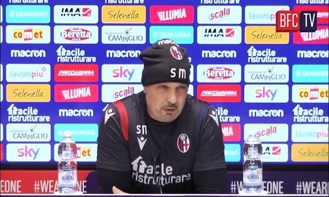 """Mihajlovic: """"Torino bella città, ma non andiamo in gita"""""""