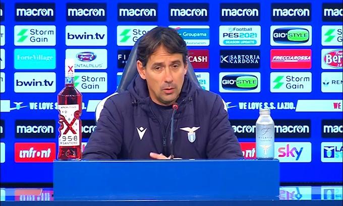 """Simone Inzaghi: """"Mercato? Con la società se ne sta parlando"""""""