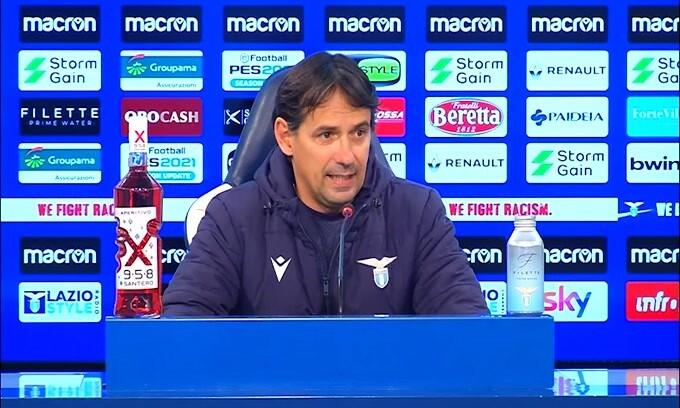 """Simone Inzaghi: """"Ci manca qualche punto in classifica"""""""